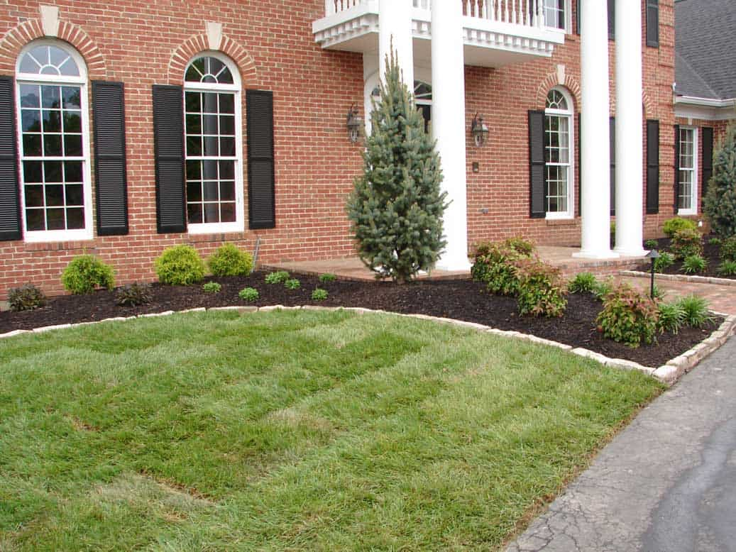 Front Yard Landscaping Passiglias
